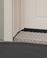 Metal Garage Door Threshold